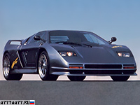 1989 Zender Fact 4 Biturbo = 299 км/ч. 448 л.с. 4.6 сек.