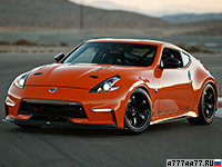 2018 Nissan 370Z Nismo Project Clubsport 23 = 290 км/ч. 405 л.с. 4.5 сек.