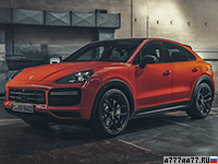 Cayenne Coupe Turbo