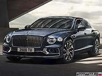 2020 Bentley Flying Spur = 333 км/ч. 635 л.с. 3.8 сек.
