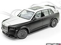 2019 Rolls-Royce Cullinan Mansory Billionaire Edition