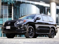 2014 Lexus LX 570 Supercharger Special Edition = 220 км/ч. 456 л.с. 7 сек.