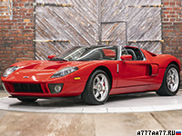 2005 Ford GTX1 Roadster Conversion by Genaddi Design Group