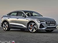 2020 Audi E-tron Sportback 55 quattro S Line