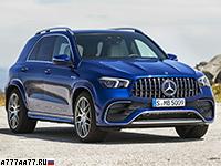 2020 Mercedes-AMG GLE 63 S 4Matic+ (V167)