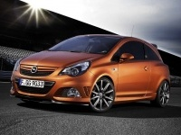 2011 Opel Corsa OPC Nurburgring Edition (D) = 230 км/ч. 210 л.с. 6.8 сек.