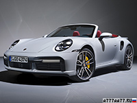 911 Turbo S Cabriolet (992)