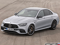 2021 Mercedes-AMG E63 S 4Matic+ (W213)