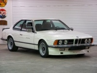 1984 Alpina B7 Turbo Coupe/1 (E24) = 267 км/ч. 330 л.с. 6.1 сек.