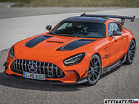 2020 Mercedes-AMG GT Black Series (C190)