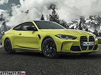 2021 BMW M4 Competition (G82)