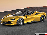 2021 Ferrari SF90 Spider