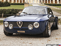 2022 Alfa Romeo Giulia GT electric by Totem = 245 км/ч. 518 л.с. 3.4 сек.