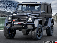2019 Brabus 850 4×4² Final Edition 1 of 5 (W463)