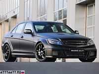 2008 Brabus Bullit Black Arrow = 360 км/ч. 740 л.с. 3.9 сек.