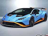 2021 Lamborghini Huracan STO (LB724)
