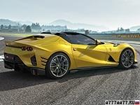 2022 Ferrari 812 Competizione A
