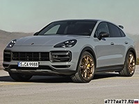 2021 Porsche Cayenne Coupe Turbo GT