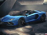 2021 Lamborghini Aventador LP 780-4 Ultimae Roadster (LB834)
