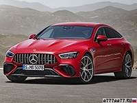2022 Mercedes-AMG GT 63 S E Performance 4-Door Coupe (X290)