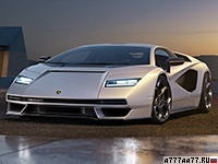 2021 Lamborghini Countach LPI 800-4