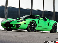 2010 Ford GT GeigerCars HP790 = 360 км/ч. 790 л.с. 3.6 сек.
