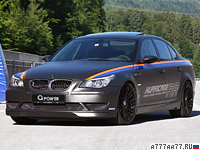 2010 BMW M5 G-Power Hurricane RR = 372 км/ч. 800 л.с. 4.35 сек.