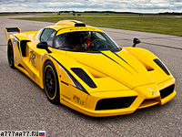 2010 Ferrari Enzo XX Evolution Edo Competition = 390 км/ч. 840 л.с. 3.2 сек.