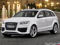 2008 Audi Q7 V12 TDI quattro = 250 км/ч. 500 л.с. 5.5 сек.