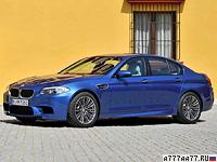 2012 BMW M5 (F10) = 305 км/ч. 560 л.с. 4.4 сек.