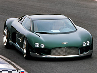1999 Bentley Hunaudieres Concept = 350 км/ч. 632 л.с. 4 сек.
