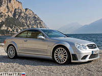2007 Mercedes-Benz CLK 63 AMG Black Series = 300 км/ч. 507 л.с. 4.3 сек.