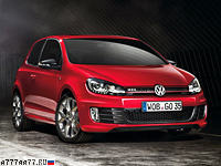 2011 Volkswagen Golf GTI Edition 35 = 247 км/ч. 235 л.с. 6.6 сек.