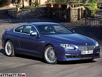 2012 BMW Alpina B6 Bi-Turbo Coupe = 320 км/ч. 540 л.с. 4.3 сек.