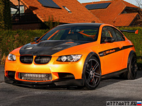 2011 BMW M3 Manhart Racing MH3 V8RS Clubsport = 350 км/ч. 720 л.с. 3.2 сек.