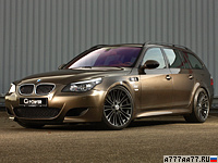 2011 BMW M5 Touring G-Power Hurricane RS = 359 км/ч. 750 л.с. 4.5 сек.
