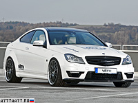 2012 Mercedes-Benz C 63 AMG Coupe VÄTH V63 = 335 км/ч. 680 л.с. 4 сек.