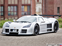 2007 Gumpert Apollo Sport = 360 км/ч. 700 л.с. 3.1 сек.