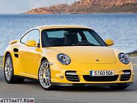 2009 Porsche 911 Turbo (997) = 312 км/ч. 500 л.с. 3.7 сек.