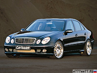 2002 Carlsson CK55 RS Mercedes-Benz E 55 AMG (W211) = 320 км/ч. 560 л.с. 4.5 сек.