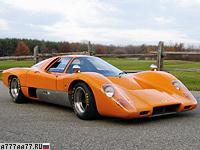1969 McLaren M6GT = 290 км/ч. 375 л.с. 4.2 сек.