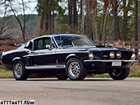Mustang Shelby GT350 Supercharged