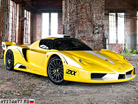 2012 Ferrari Enzo ZXX Edo Competition ZR Exotics = 395 км/ч. 950 л.с. 3.1 сек.