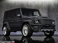2010 Mercedes-Benz G 55 AMG Mansory G-Couture = 220 км/ч. 700 л.с. 4.9 сек.