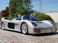 1994 Schuppan 962CR Porsche = 370 км/ч. 600 л.с. 3.6 сек.