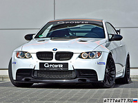 2013 BMW M3 G-Power Hurricane RS SK III  = 335 км/ч. 725 л.с. 3.7 сек.