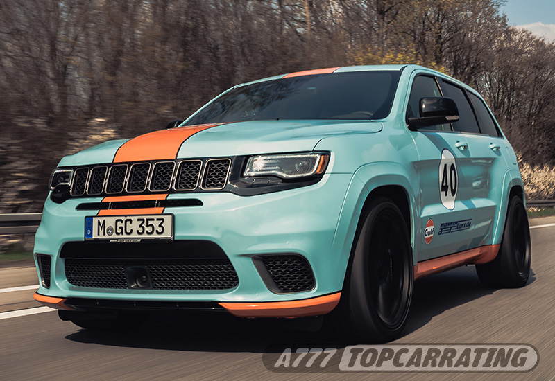 2019 Jeep Grand Cherokee Trackhawk (WK2) GULF 40 GeigerCars