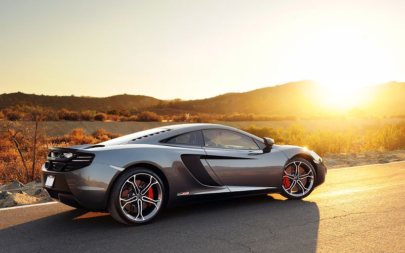 2013 McLaren MP4-12C Hennessey HPE700 Twin Turbo