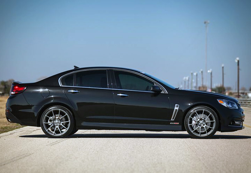 2014 Chevrolet SS Hennessey HPE600 Supercharged