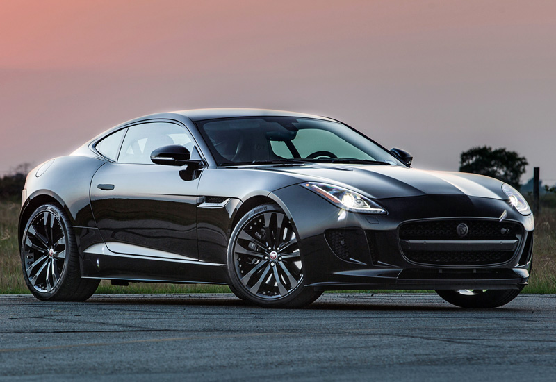 2014 Jaguar F-Type R Coupe Hennessey HPE600